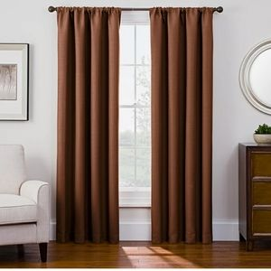 Brand new set Style Domain curtain panels